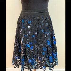 NWT Gorgeous Ellie Tahari  Skirt